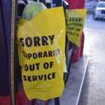 Gas stations across the county temporarily ran out of gas Monday as supplies dwindled after last week's Colonial Pipeline break. Rebecca RIder/Salisbury Post