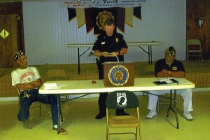 Chief Stokes visits JCPrice meeting