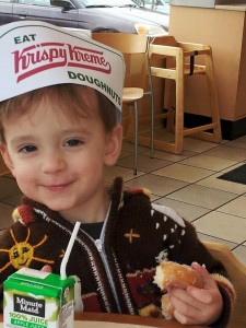 Odin Dougherty, son of Catawba theater arts professor Erin Dougherty and husband Colin Dougherty, died in 2015 after a battle with diffuse intrinsic pontine glioma. He was 3 years and 11 months old. Submitted photo