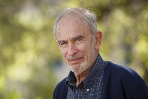 Paul Ehrlich, Bing Professor of Population Studies and Senior Fellow at the Woods Institute for the Environment. Credit: Linda A. Cicero / Stanford News Service