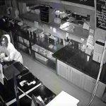 A second man police say broke into local restaurants.