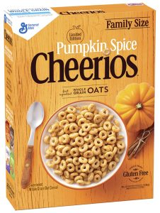 Submitted photo While avoiding gluten, you can also enjoy pumpkin spice at breakfast.