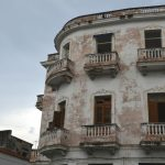The city's architecture is beautiful but crumbling. Susan Shinn/For the Salisbury Post