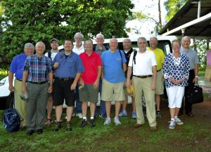 In September, Susan Shinn traveled to Cuba with a group of 11 Baptist pastors and lay leaders for a visioning trip with N.C. Baptists on Mission.