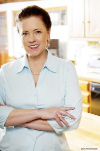 """Patrick Heagney Photography Cynthia Gaubart, author of the Savor the South cookbook, """"Chicken."""" She is that author, with Nathalie Dupree of 'Mastering the Art of Southern Cooking' and other books."""