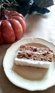 Submitted photo Spanish Bar Cake was popular at the A&P grocery stores, a moist, flavorful cake ideal for fall.