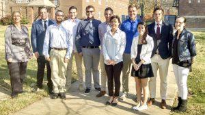 Catawba College Members of Kappa Mu Epsilon, the mathematics honor society at Catawba College.