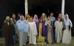 Live drive-through Nativity at Cleveland First Baptist Dec. 9-10