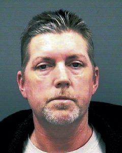 Submitted photo Christoper Todd Rumple, 48, of Carter Street, Kannapolis, was shot to death early Sunday morning. Authorities found his dead body outside the Carter Street residence. Two Salisbury men have been arrested and charged with his murder.
