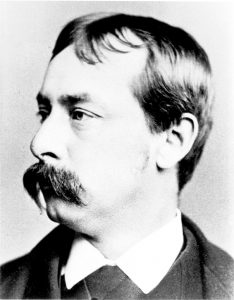 Editorial writer Francis P. Church (The Century Association Archives Foundation)