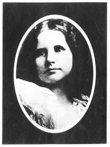 Virginia O'Hanlon, c. 1897 (Courtesy James Temple)