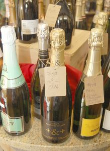Deirdre Parker Smith/Salisbury Post A Spanish cava is a nice sparkling wine and very affordable.