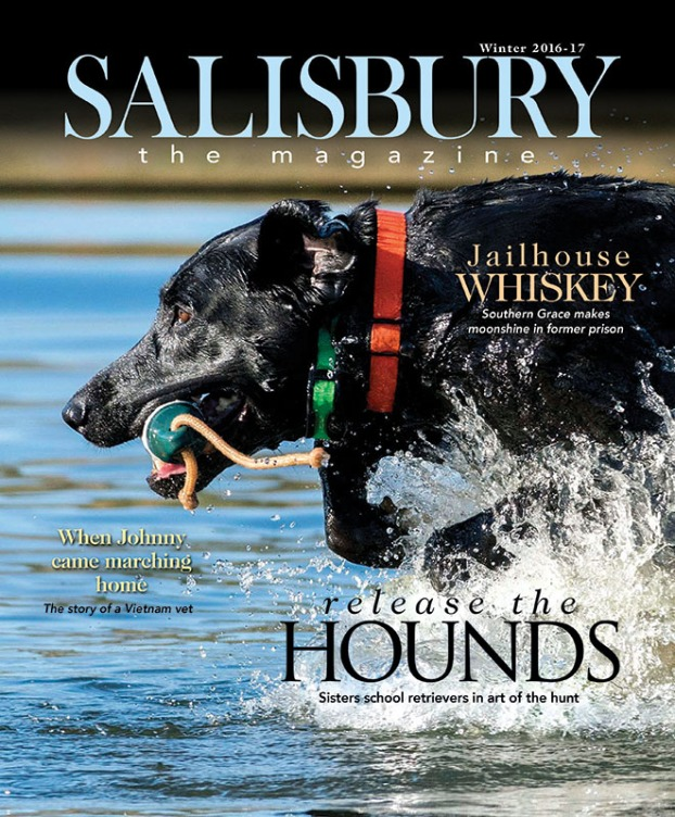 Winter Issue Of The Salisbury The Magazine Is Available
