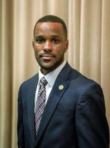 JON C. LAKEY / SALISBURY POST Gemale Black is the incoming President of the Salisbury NAACP.