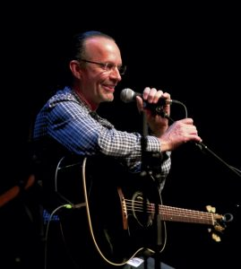 Kyle Petty performs at a Tosco Music Party on Aprill 11, 2015 at the Knight Theater located in uptown Charlotte, NC