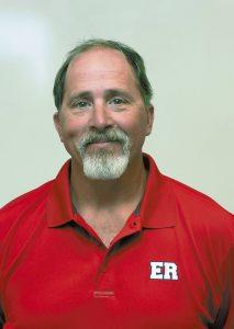 John Fitz has been named interim head football coach at East Rowan High School.