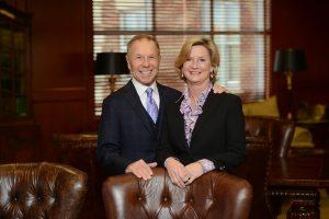 David and Christine Cottrell