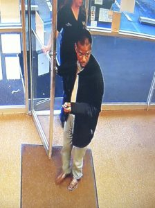 Salisbury Police are looking for this man involved in a robbery at a West Innes Street ABC store. Submitted photo