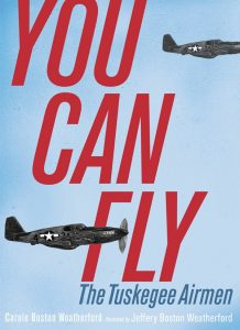 A book about the Tuskegee Airmen will be featured on 'North Carolina Bookwatch.'