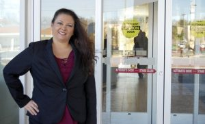 Amanda Raymond/Salisbury Post Shasta Kerr-Ketchie is the general manager of the new Holiday Inn Express and Suites at 125 Marriott Circle.