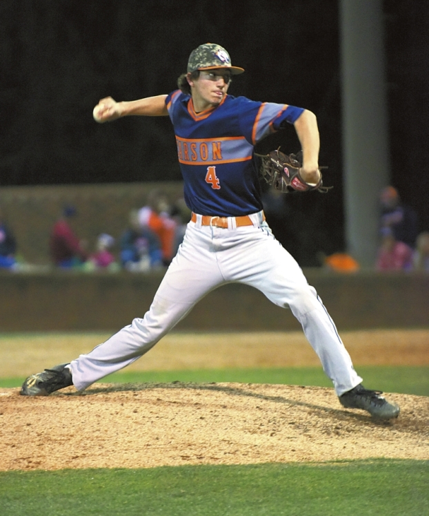 Carson's Owen White Fires No-hitter At East Rowan
