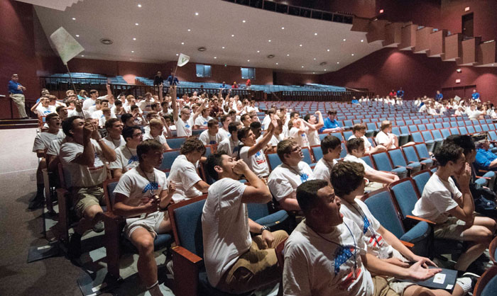 Boys State of politics: Mock elections ring true to life ...
