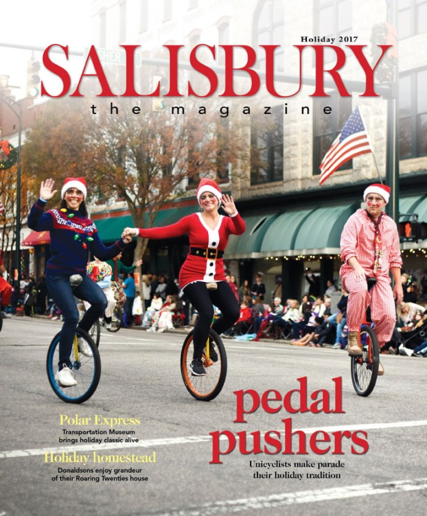 Holiday 2017 Issue Of Salisbury The Magazine Is Now