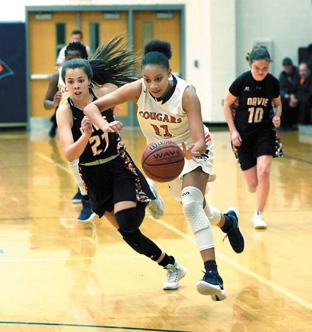 Carson Girls Defeat War Eagles, 56-41
