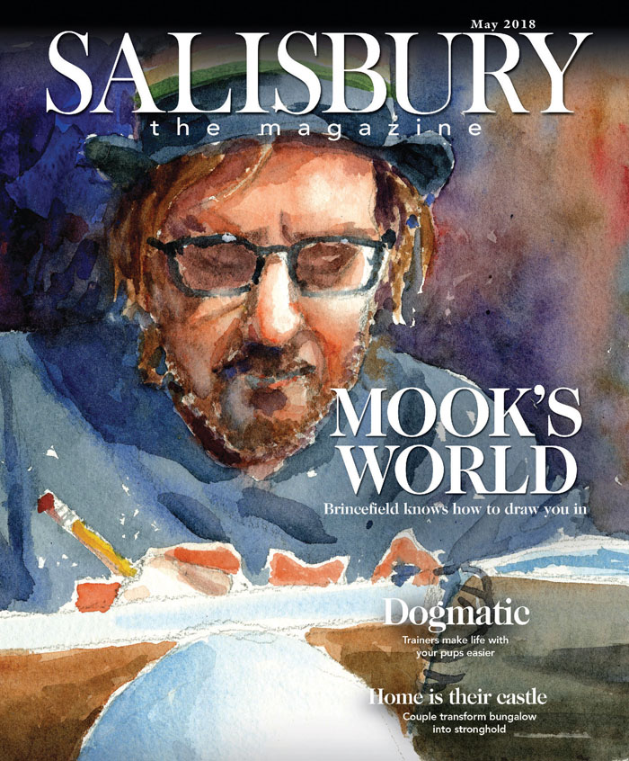 May Issue Of Salisbury The Magazine Is Now Available