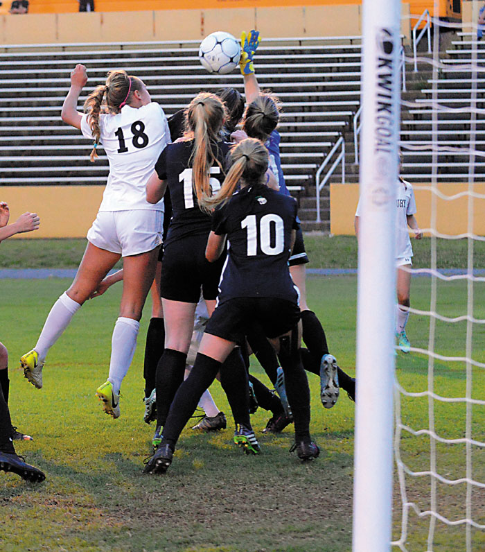 Salisbury Soccer Falls Short In Western Final, 2-0