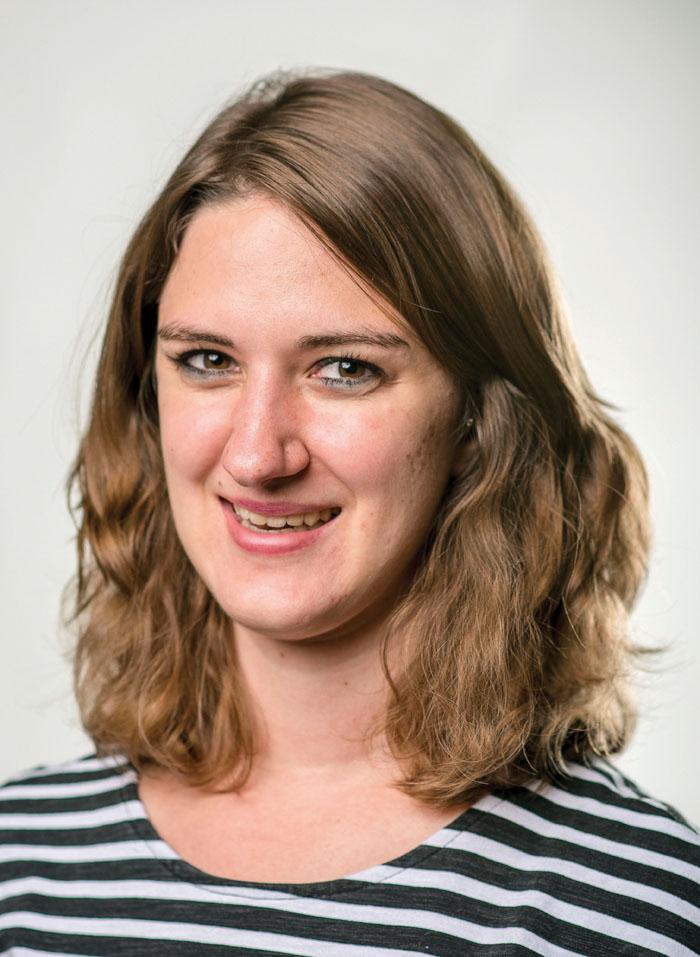 Liz Moomey : Reporter