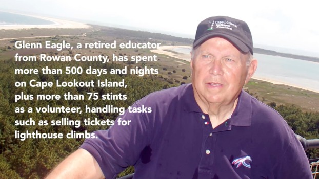 Glenn Eagle — Cape Lookout