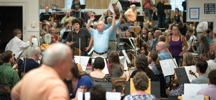 Salisbury Symphony Creates A Relief Fund For Contracted