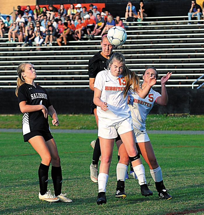 Salisbury Soccer Takes First-round Win Over Hibriten