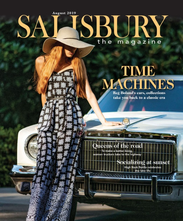 August Issue Of Salisbury The Magazine Is Now Available