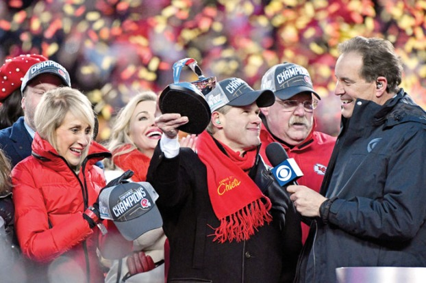 Hunt family finally gets to see Chiefs back in Super Bowl ...