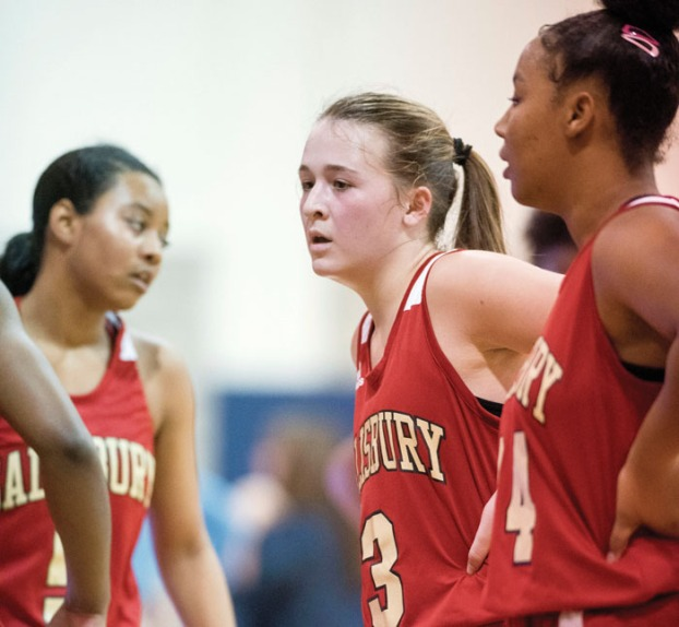 High School Basketball: Salisbury Girls Roll Again
