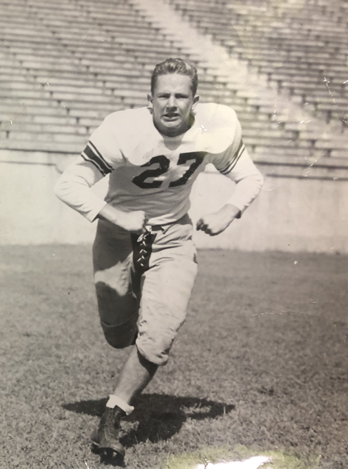 'No better player per pound' than Boyden star Bobby Weant at UNC in 1940s